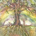 Eye See My Healing Tree by Sheri Jo Posselt