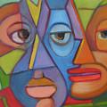 Eye To Eye by Pam Baker