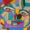 Eye To Eye To Eye by Dawn Hough Sebaugh