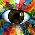 Eye To The Soul by Gideon Cohn