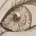 Eyeball 1 by Van Klein