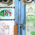 Eyes Door by Roger Muntes