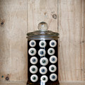 Eyes In A Jar by Clayton Bastiani