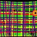 Eyes On The Grid by Susan Fielder