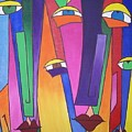 Eyes On You by Paula Ferguson