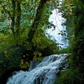 Eyes Over The Flowing Water by Xabi Lobo
