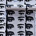 Eyes Street Art by Louis Dallara