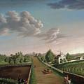 Ezekiel Hersey Derby Farm by Michele Felice Corne