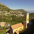 Eze's Church by Andres Chauffour
