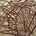 Ezra - Tile by Gloria Ssali