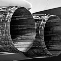 F 15 Thrusters B by David Lee Thompson