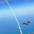 F-15e Strike Eagle by Celestial Images