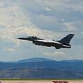 F-16 Tower by Brian Jordan