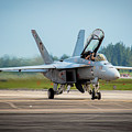 F-18 Super Hornet by Rene Triay Photography