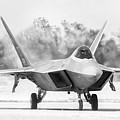 F-22 by Douglas Castleman