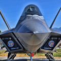 F-22 Raptor 1 by Tommy Anderson