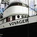 F V Voyager by Sadie Reneau