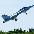 F18 - Take Off by Greg Fortier