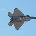 F22 Raptor Munitions Bays Open by Dave Clark