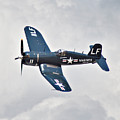 F4 Corsair by Mark Weaver
