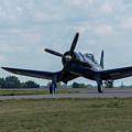 F4u-4 Corsair Airplane 30 by John Brueske