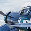F4u Corsair N11y by Mark Loper