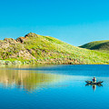 Faber Reservoir Fishing by Todd Klassy