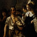 Fabritius Carel The Beheading Of St John The Baptist by PixBreak Art