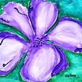 Fabulous Flower by Marsha Heiken