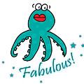 Fabulous Octopus by Maciej Mackiewicz