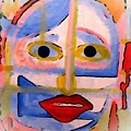Face 1 by Gregory McLaughlin