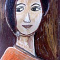 Face 9 by Anand Swaroop Manchiraju
