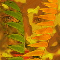 Face Of Fall by Viktor Savchenko