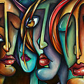 'face Us' by Michael Lang