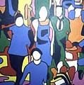 Faceless 1 by Lloyd Bast