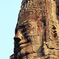 Faces Of The Bayon Temple - Siem Reap, Cambodia by Jon Cotroneo