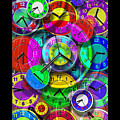 Faces Of Time 1 by Mike McGlothlen