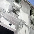 Fachada Andaluza by Tomas Castano