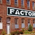 Factory by Nikolyn McDonald