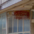 Faded Coca-cola Sign #vanishingtexas Storefront Rosebud by Trace Ready