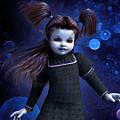 Faerie Child by Jutta Maria Pusl
