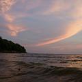 Faint Light Peninsula by Dylan Punke