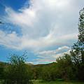 Faint Rainbow  by Katherine Nutt