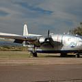 Fairchild Flying Boxcar N15501 Buckeye Arizona by Brian Lockett