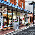 Fairhope Connection Street View by Michael Thomas