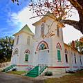 Fairhope Zion Church by Michael Thomas