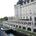 Fairmont Chateau Laurier - Ottawa by Christiane Schulze Art And Photography