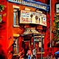 Fairmount Bagel Montreal by Carole Spandau
