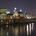 Fairmount Water Works - Philadelphia  by Brendan Reals