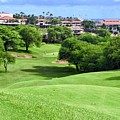 Fairway At Dunes Of Maui Lani  by Kirsten Giving